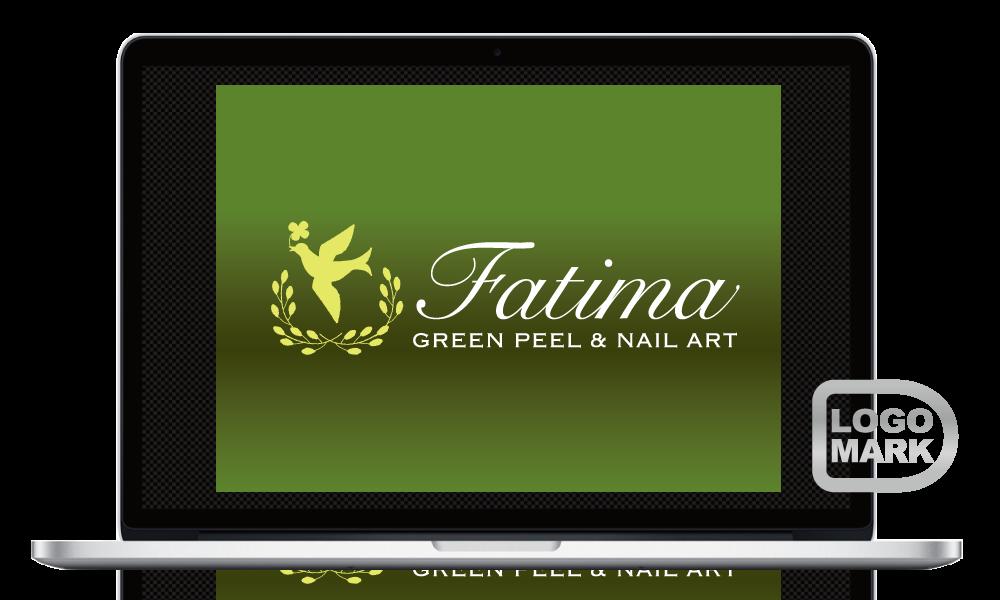 ロゴマーク,ロゴデザイン,ブランドマーク,キャラクター,オシャレ,かわいい,かっこいい,品がある,デザイン,Logo,Mark,toru chang,fatima,グリーンピール,大阪