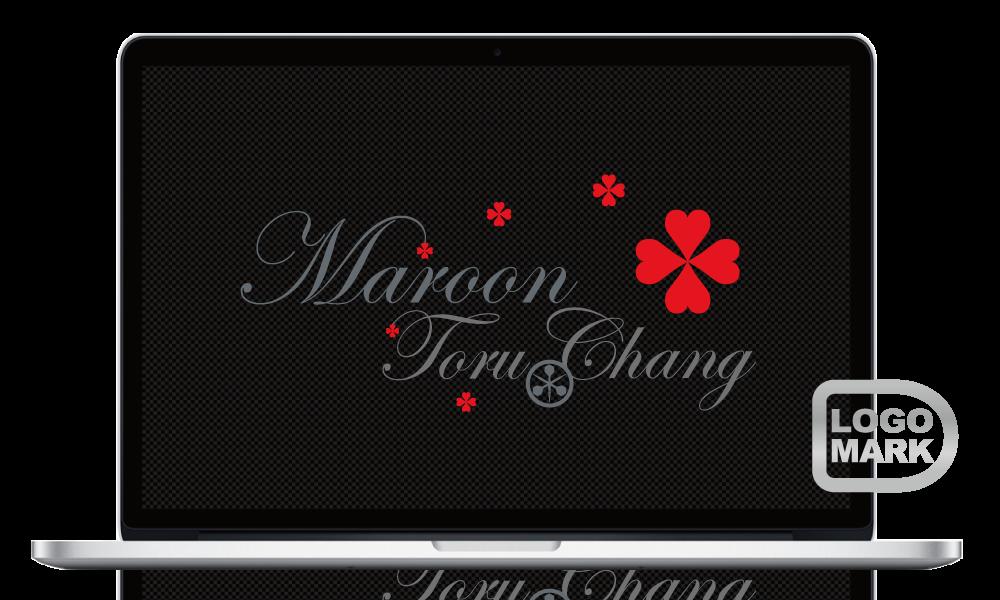 ロゴマーク,ロゴデザイン,ブランドマーク,キャラクター,オシャレ,かわいい,かっこいい,品がある,家紋,デザイン,Logo,Mark,maroon,toru chang,toruchang.jp,富山