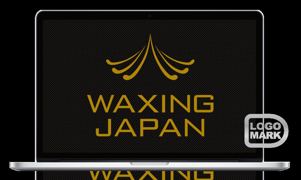 ロゴマーク,ロゴデザイン,ブランドマーク,キャラクター,オシャレ,かわいい,かっこいい,品がある,デザイン,Logo,Mark,toru chang,WAXING JAPAN